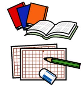本と原稿用紙とペン